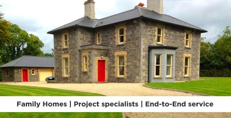 Private builder vs project home